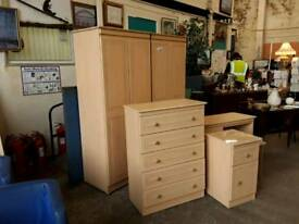 Bedroom Furniture Set. Delivery Available