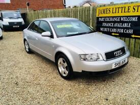 Audi A4 1.9 tdi diesel 51 reg BEEN DRY STORED FOR 6 YEARS outstanding condition px welcome
