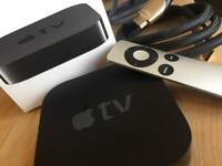 Apple TV (3rd generation) - hardly used