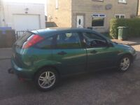 AUTOMATIC Ford Focus. Full 1 year mot. £500