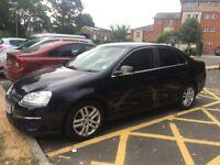 Black VW Jetta 1.9 tdi £1500 ono