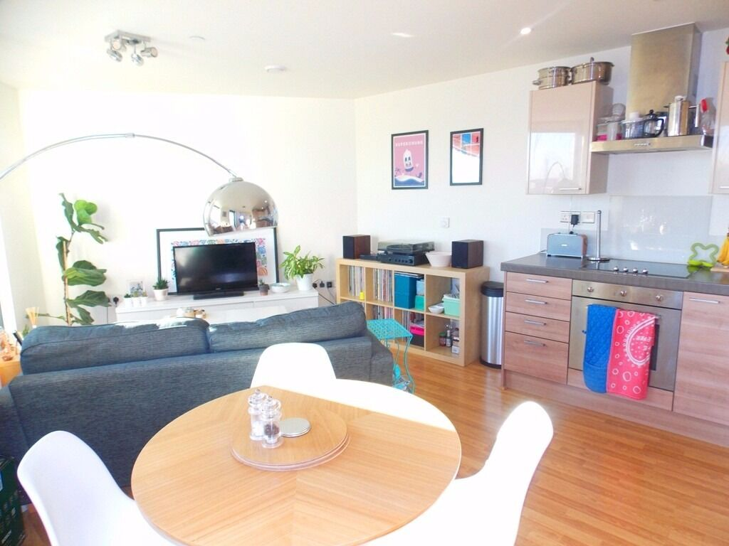 ***SKY APARTMENTS*** LUXURY ONE BEDROOM APARTMENT TO RENT IN HACKNEY E9 5FA - GYM & 24hr CONCIERGE