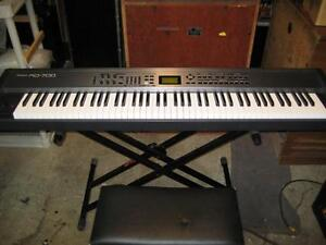 Roland RD-700 digital stage piano
