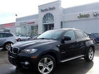 2010 BMW X6 35i XDrive Leather Nav Sunroof Backup Cam 19 Alloy