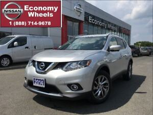 2014 Nissan Rogue SL / One Owner
