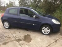2005 Renault Clio 1.5 Diesel 3Doors £30 Year TAX With Long MOT PX Welcome