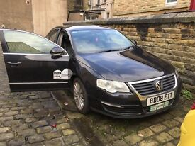 Vw passat tdi highline auto dsg 08 Rossendale Hackney plated taxi full years test ready for work