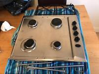 Gas Hob free to collect good working order