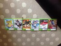 used 6 games