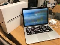 "Like New 13"" MacBook Pro Retina (2015) - 256GB SSD / 8GB RAM / i5 2.7Ghz"