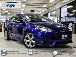 2014 Ford Focus ST - MOONROOF | LEATHER | NAVIGATION |