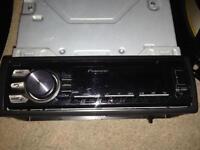 Pioneer DEH-4700 BT & Sony speaker