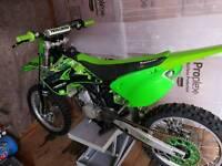 Kx125 2006