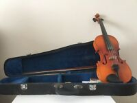 Karl hofner violin made in germany