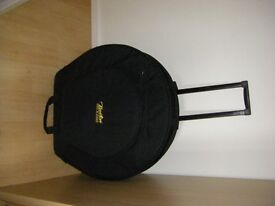 "Boston - padded, wheeled, 24"" cymbal Gig-bag."