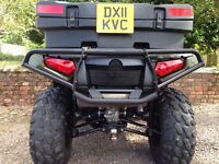 POLARIS SPORTSMAN 550 EFI ROAD LEGAL TRX ATV LIKE HONDA FARM QUAD