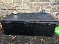 LARGE VINTAGE TRUNK CHEST FREE DELIVERY SALES!!!LARGE SIZE COFFEE TABLE