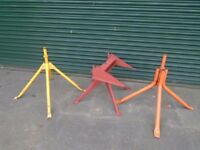 cement mixer stands