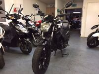 X Blade X6 125cc Manual Street Fighter, 1 Owner, Fair Condition, Part Ex to Clear