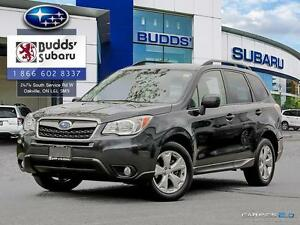 2015 Subaru Forester 2.5i Convenience w/ PZEV at