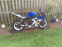 2009 Yamaha YZF R6 Rossi Replica (cheapest 09)