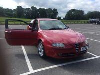 Alfa Romeo 147 spark 1.6 petrol nt Peugeot ford fiat vw Honda Vauxhall