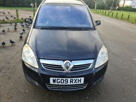 image for 2009 Vauxhall Zafira 1.9 CDTi Exclusiv 5dr Diesel Automatic+2F Keepers