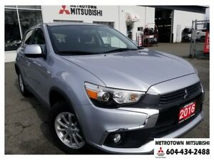 2016 Mitsubishi RVR SE 4WD; Local BC vehicle!