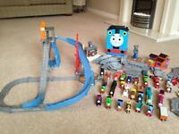 Thomas tank take n play huge bundle