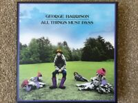 George Harrison - All Things Must Pass, Original recording remastered, Extra tracks edition (2001)