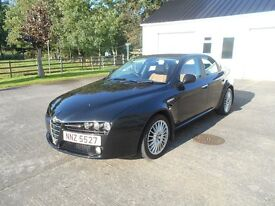 2007 Alfa Romeo 159 1.9 JTDM, not 156 a3 a4 bmw 330d 320d vectra audi golf vw bora jetta passat