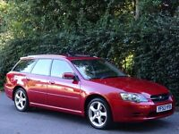 Subaru Legacy 2.5 i SE Sports Tourer 5dr ESTATE - JUST SERRVICED WITH NEW MOT - HEATED LEATHER