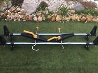 Rhino roof bars and fittings