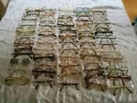 Second hand eyeglasses frames