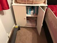 Changing cupboard