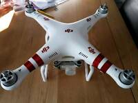 Dji phantom 3 standard excellent condition