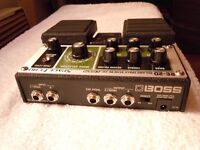 Boss re20 echo delay pedal in great condition. Sold on its own without box or power supply