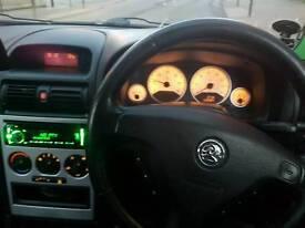 Vauxhall astra sxi diesel 03 plate