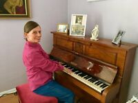 Piano Lessons (Catford, London) - FREE FIRST LESSON