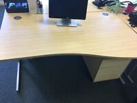 selling office good condition furniture