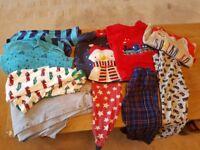 12-18 months large bundle boys clothes