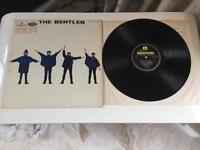 The Beatles Help 1st Pressing