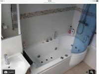 CHEAP 2 BED, WHIRLPOOL BATH, ALARM, OWN DRIVE, WASHER/DRYER, LIGHTED DECKING