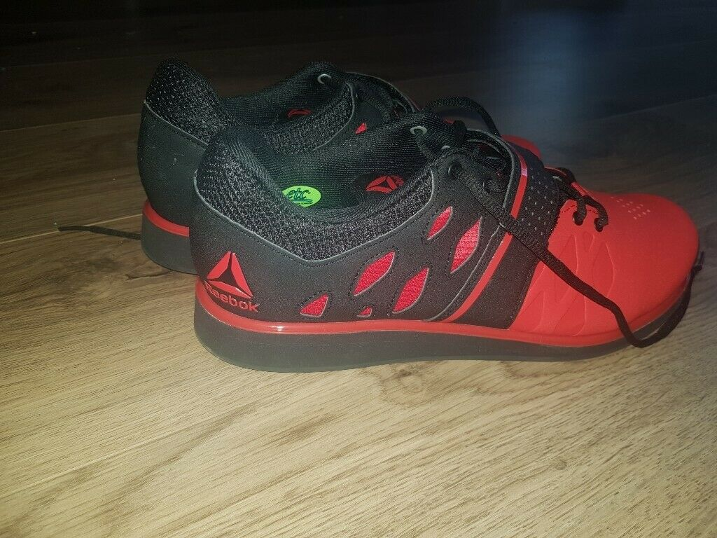 newest 9b1ec 43af9 Weightlifting Squat Shoes Trainers Reebok PR Size 9   in East End, Glasgow    Gumtree