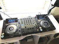 Wanted Pioneer CDJ 2000 Nexus / DJM 900 Nexus NXS2