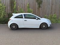 Vauxhall corsa 1.0 VXR BODYKIT £30 road tax a year