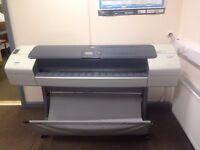 HP DesignJet T610 Inkjet Large-format Printer - Colour 44 inch