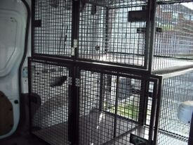 Excellent Quality Pre-fabricated Dog Cages