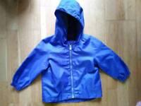 Rain jacket M&S 18months -2 yrs