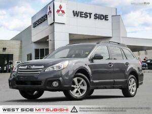 2014 Subaru Outback 2.5i Premium–Dual Zone A/C–Sunroof–Heated Se